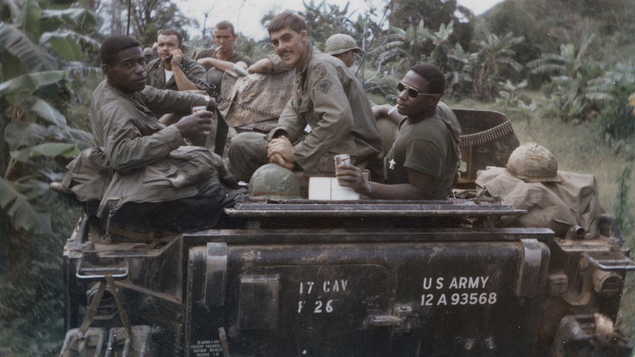 Stories of Service: Memories of Vietnam