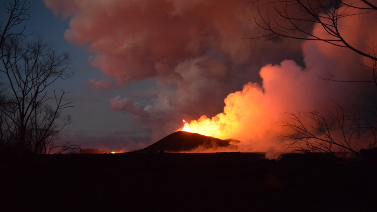 NOVA: Kilauea – Hawaii on Fire