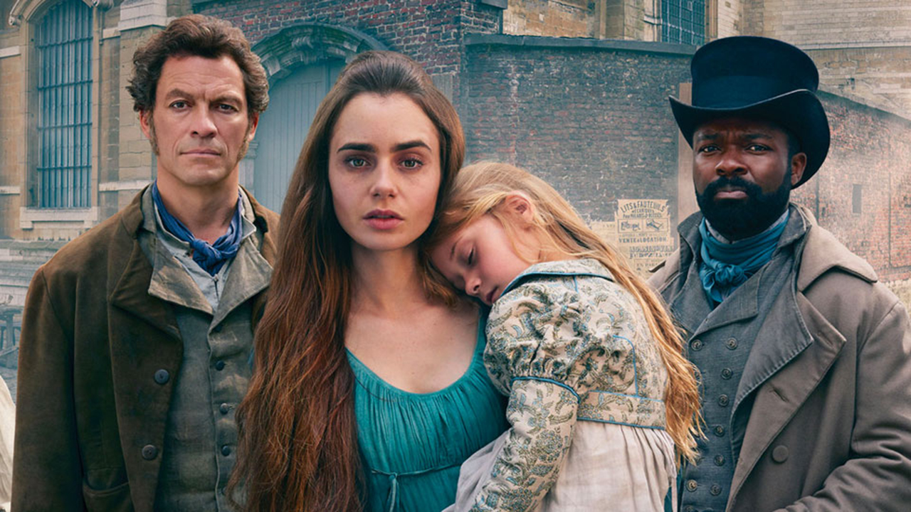 Les Miserables on Masterpiece