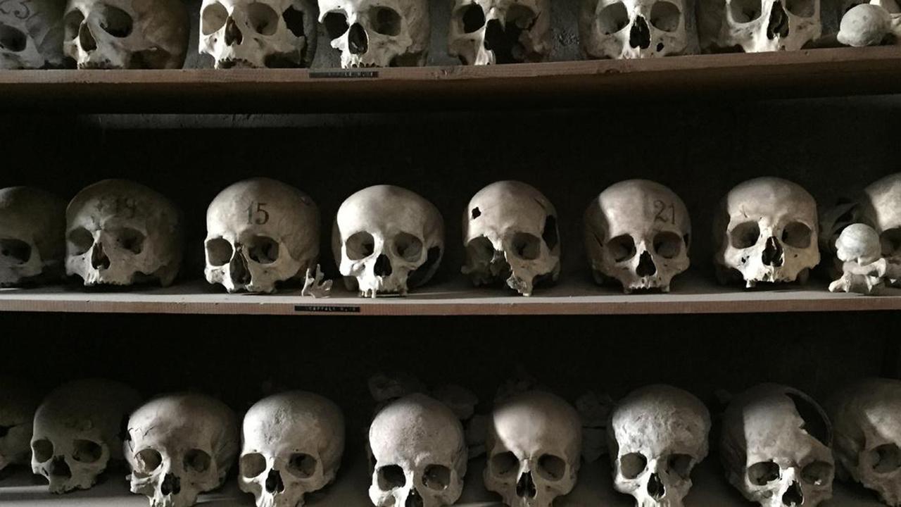 NOVA: The Next Pompeii