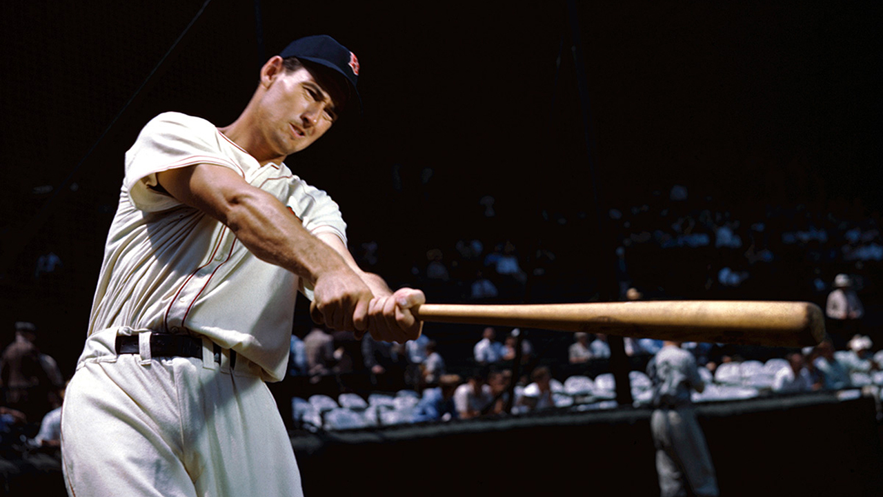 Ted Williams: The Greatest Hitter Who Ever Lived – American Masters