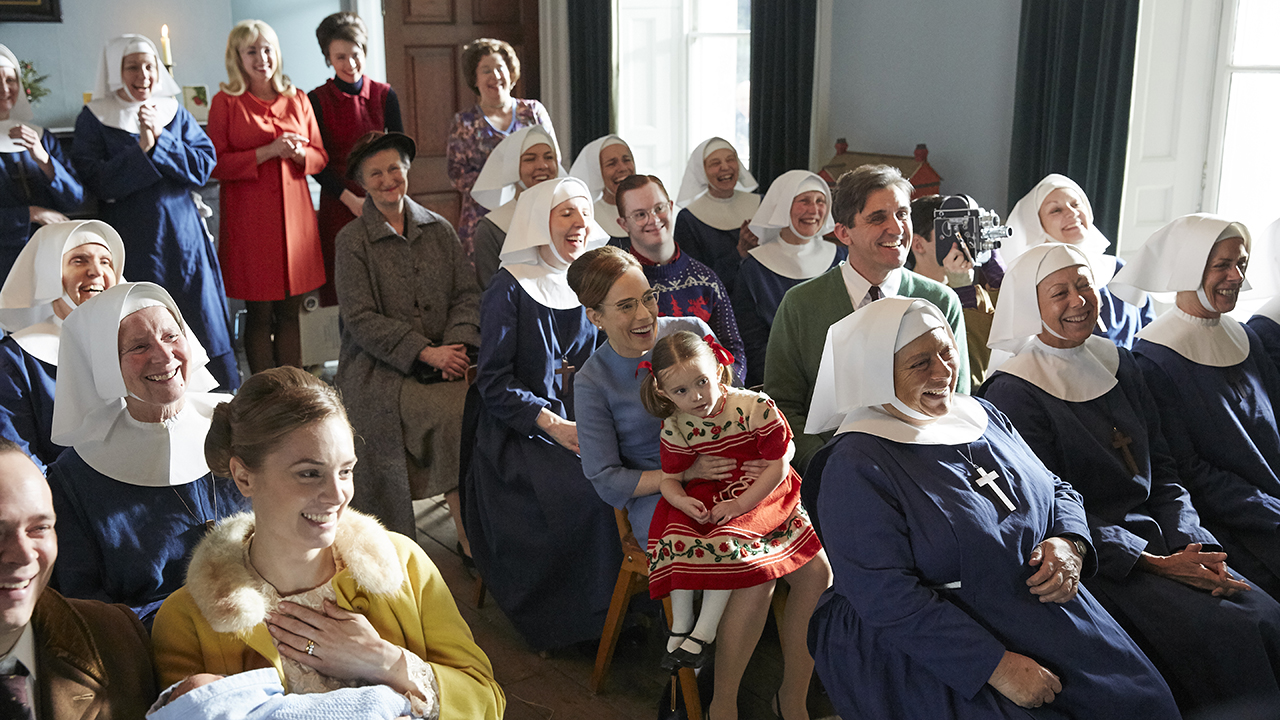 Call the Midwife 2018 Holiday Special