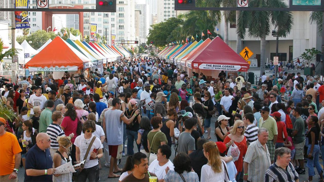 PBS Books Presents: Miami Book Fair