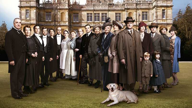 Downtown Abbey Returns!