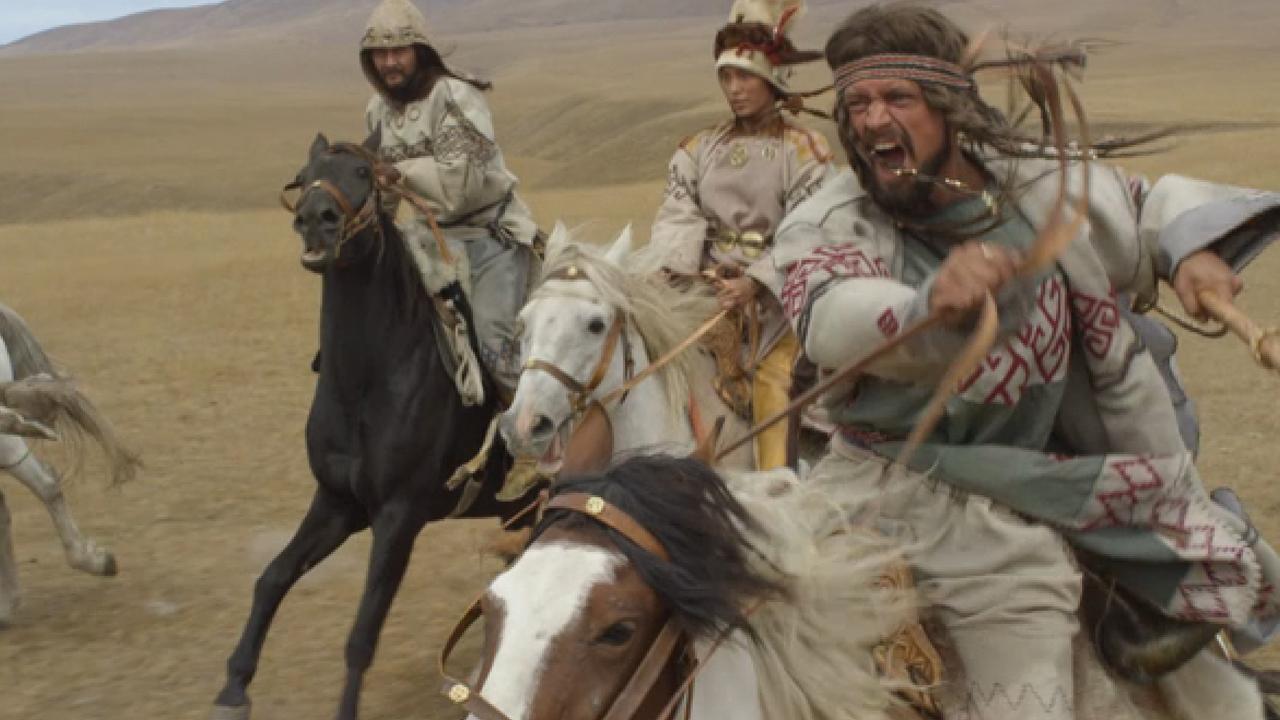 NOVA: First Horse Warriors