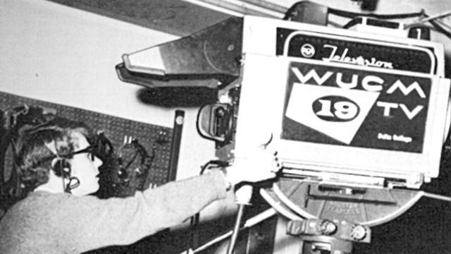 Original camera in use in 1974.