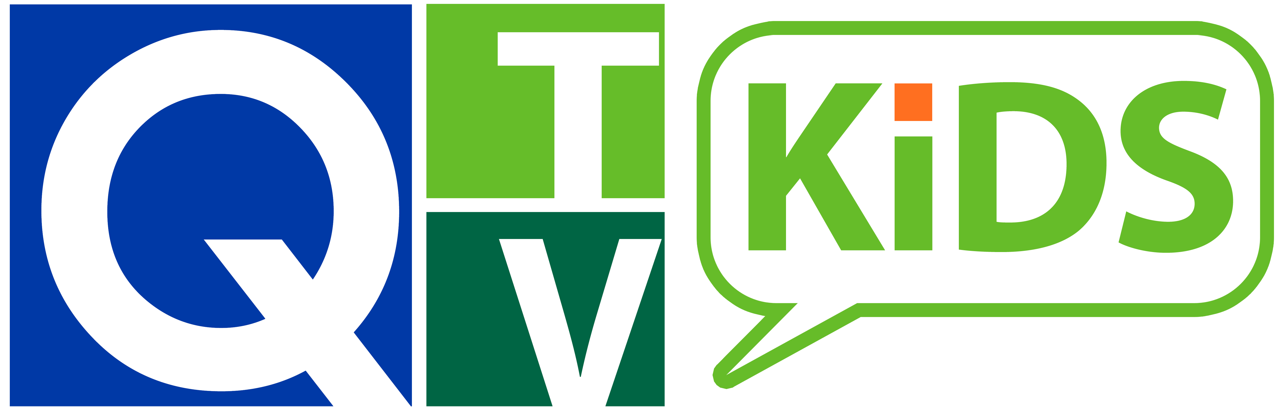 Q-TV Kids Logo without Delta College Name