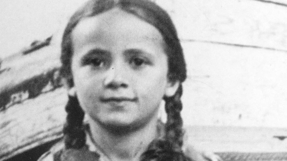 Irene Miller, age 10