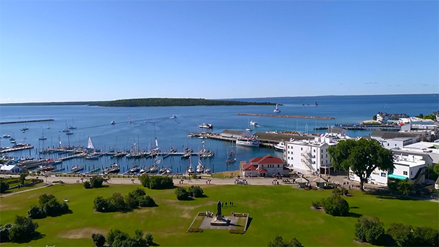 Mackinac: Our Famous Island