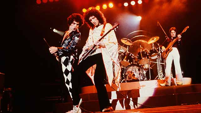 Queen Rock the World