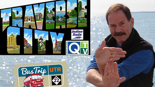 Go on the Road with the Emmy-Winning Star of UTR