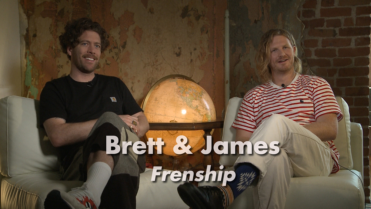 Frenship: Meet Brett and James