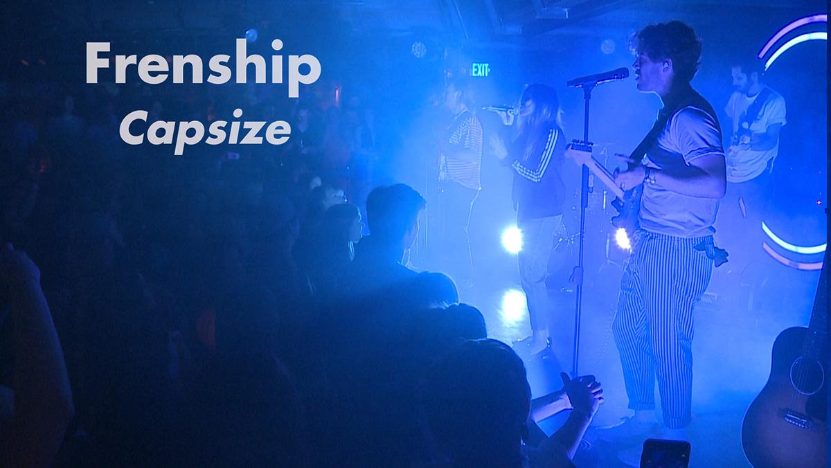 """Frenship: """"Capsize"""" Live"""