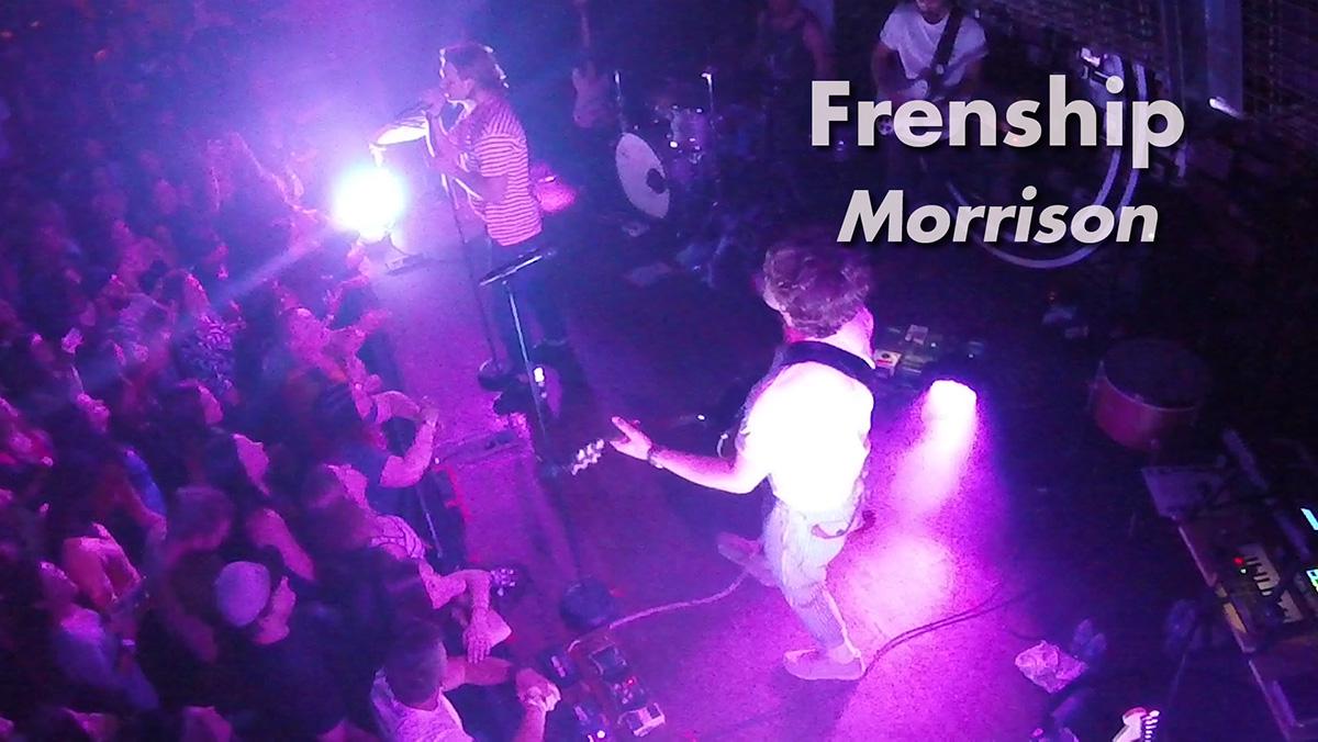 "Frenship: ""Morrison"" Live"