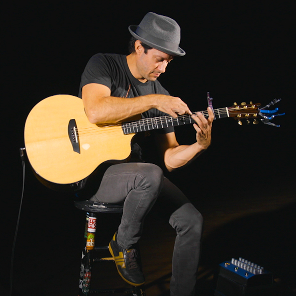 Trace Bundy | Acoustic Ninja