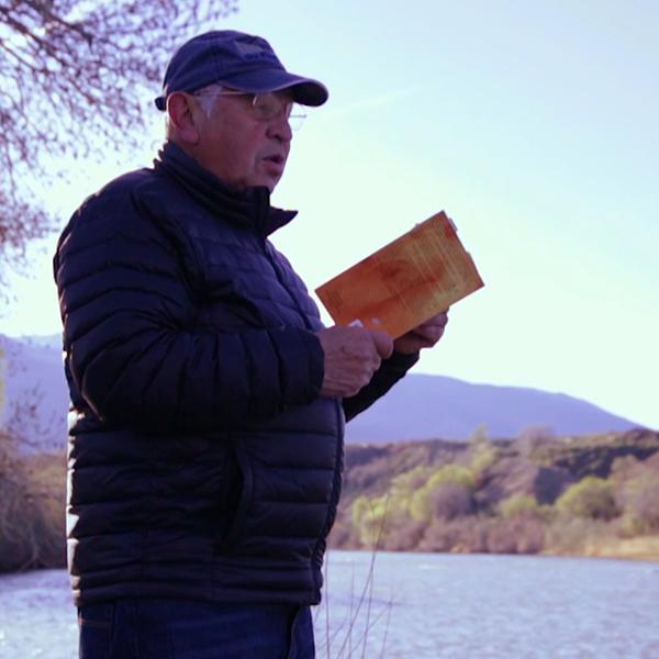 Poet L. Luis López