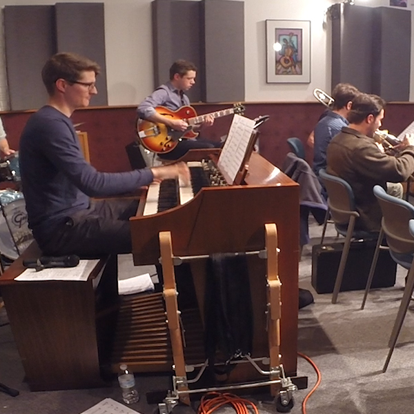 KUVO Jazz: Interview and music from Tom Amend Organ Band