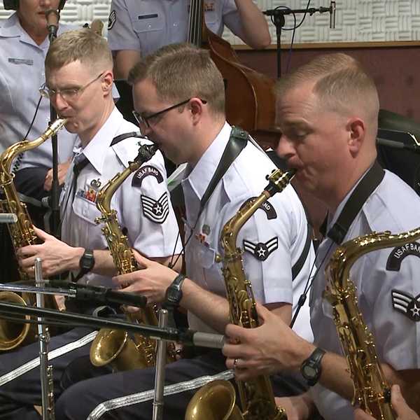 KUVO: The U.S. Air Force Academy Band Falconaires