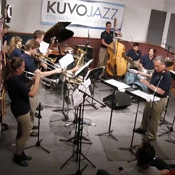 "Denver Jazz Club Youth All-Stars ""Panama"""