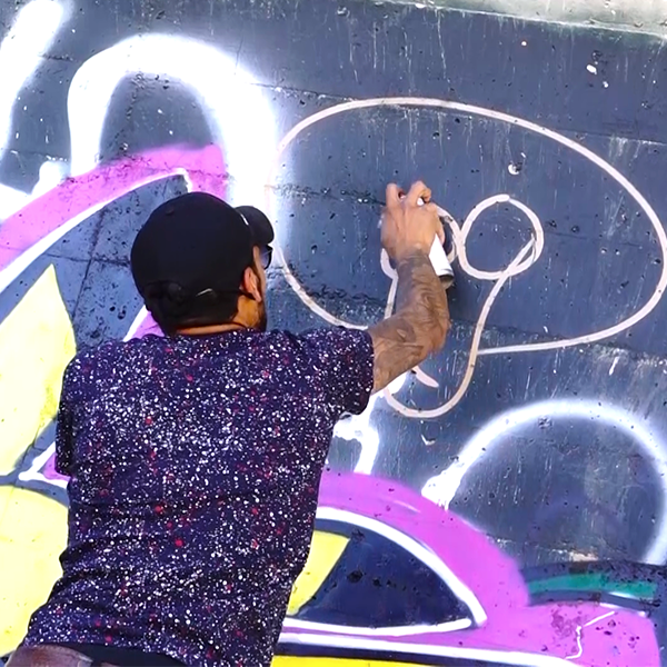Arts District Student Spotlight: Ruben Cabrera
