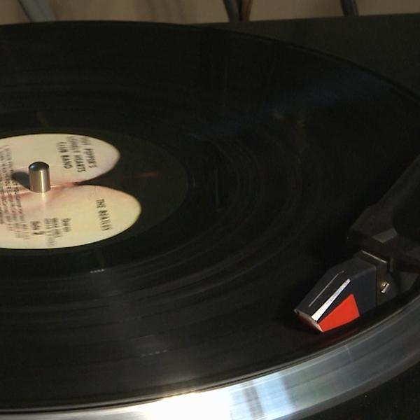 Vinyl Is Back!