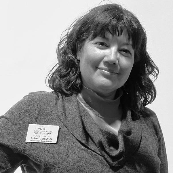 Diane Cerafici: Production Manager