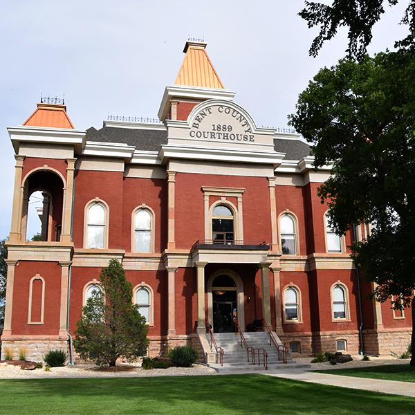 Colorado Courthouses