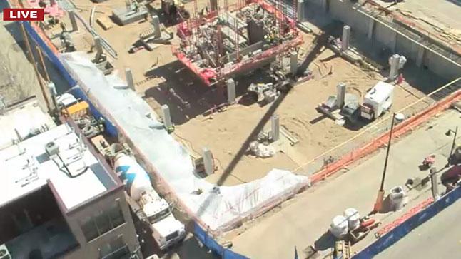Watch our construction webcam LIVE!