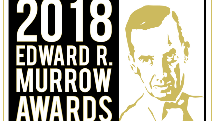 SDPB Wins National Murrow Award