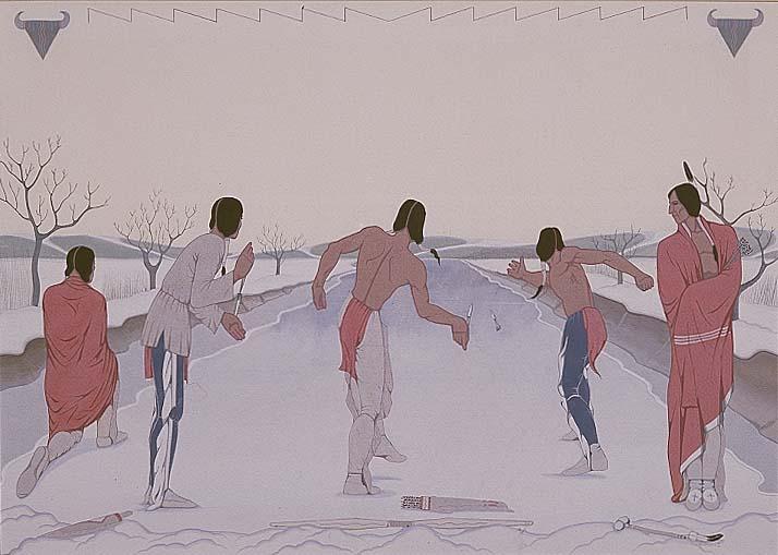 Oscar Howe snow_skate.jpg