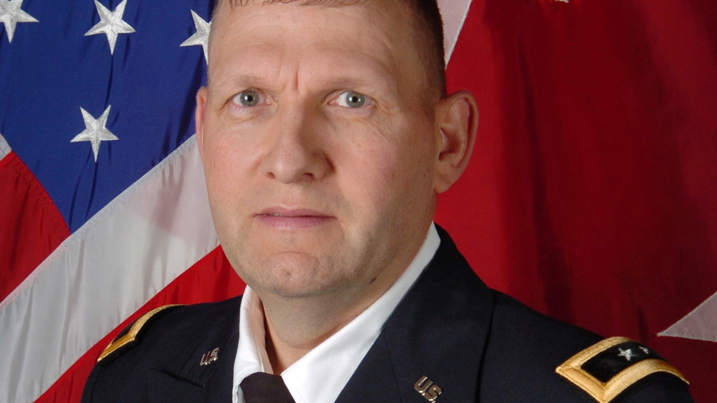 IN THE MOMENT Maj. Gen. Tim Reisch