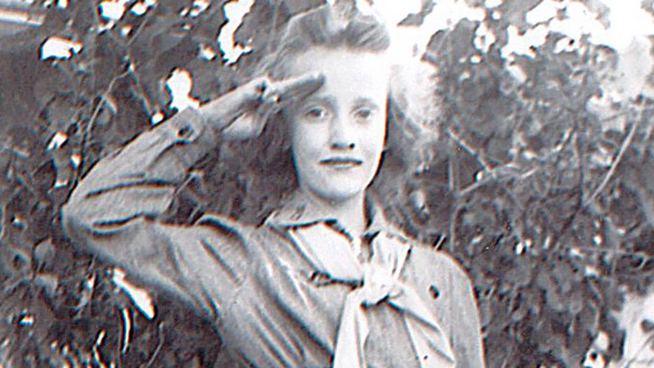 IMAGES OF THE PAST: Early Girl Scouts of the Black Hills