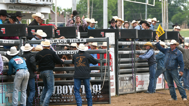 SD HIGH SCHOOL RODEO: Labors of Love