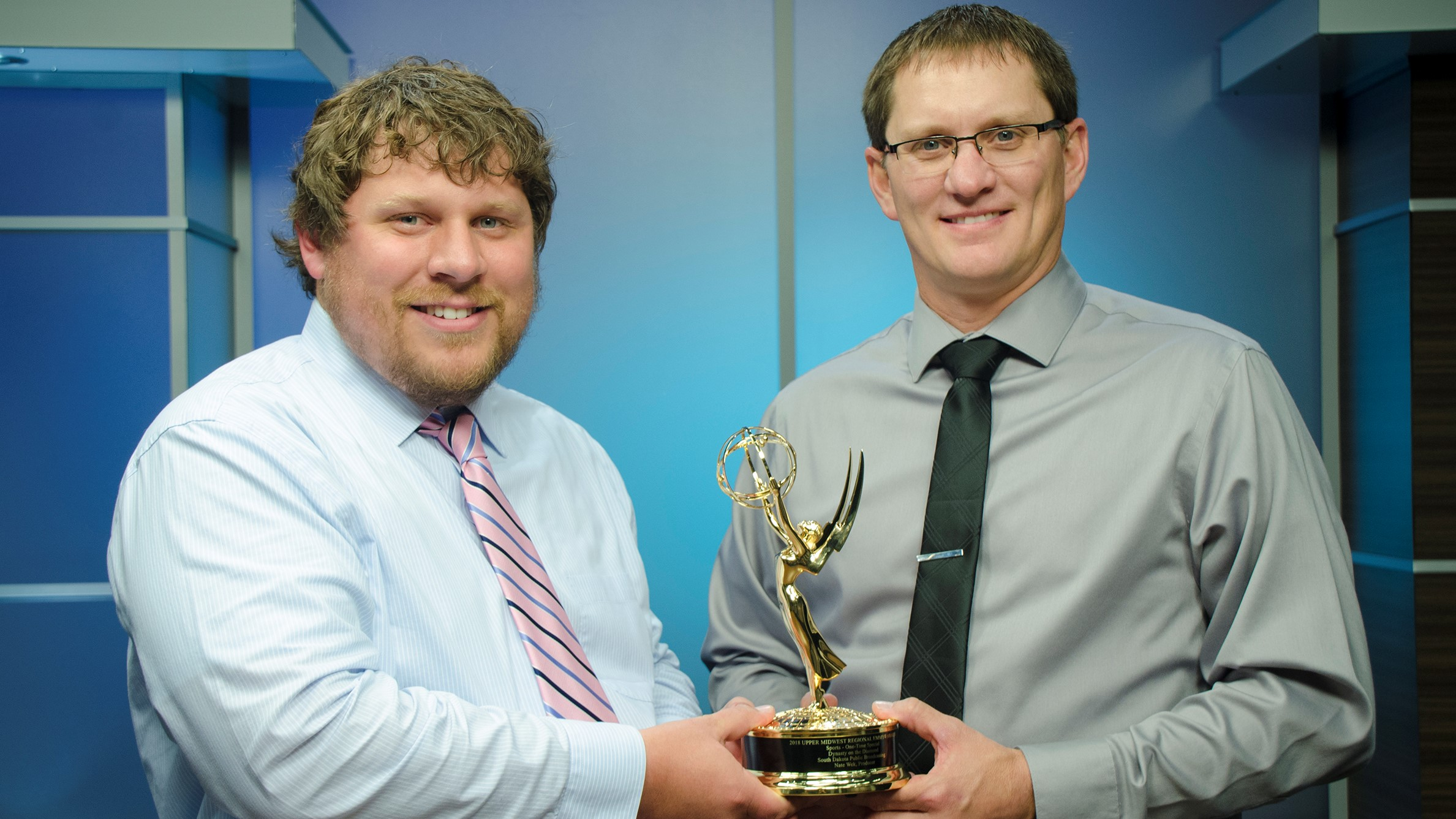 SDPB Receives Two 2018 Midwest Emmys