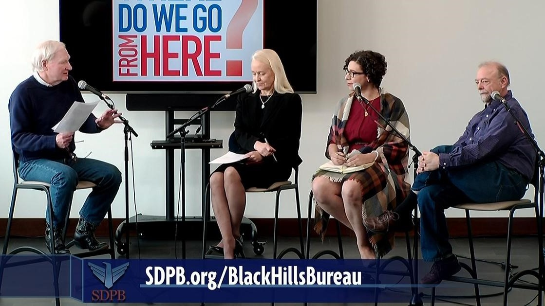 WHERE DO WE GO FROM HERE? Black Hills Colleges Partner