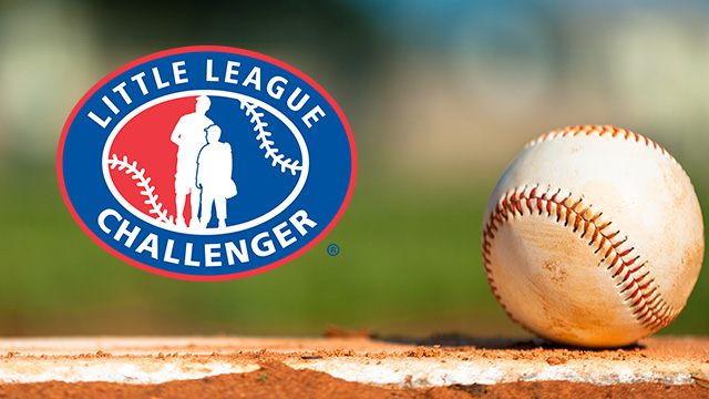 2018 Little League Challenger Exhibition Game
