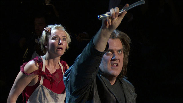 Live from Lincoln Center - Sweeney Todd