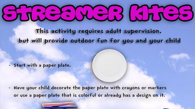 Streamer Kites