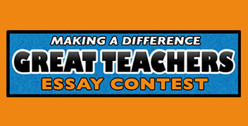 Great Teachers 2019 Essay Contest