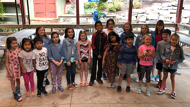 Statewide Summer Reading Challenge Winners
