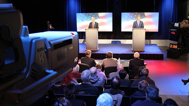8th Congressional District Debate