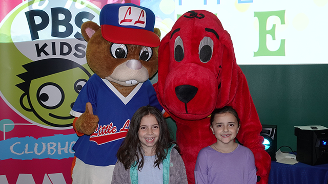 Kids Day at World of Little League 2019