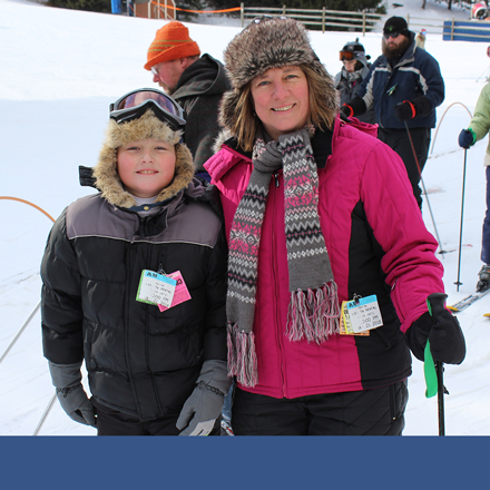 Ski Day at Elk Mountain