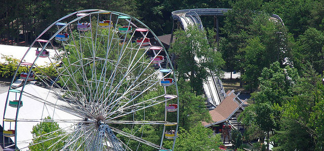 Knoebels Calendar 2020 VIA Member Benefits