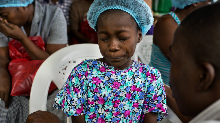 Ebola Survivors Lend a Caring Hand