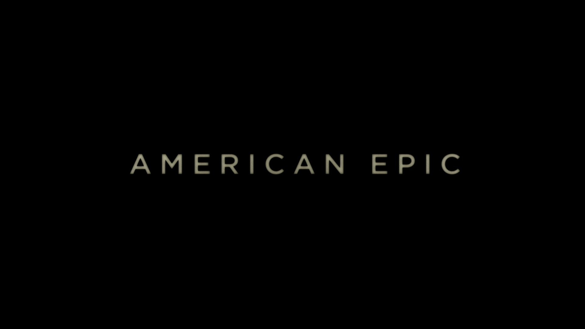 Coming to PBS: American Epic