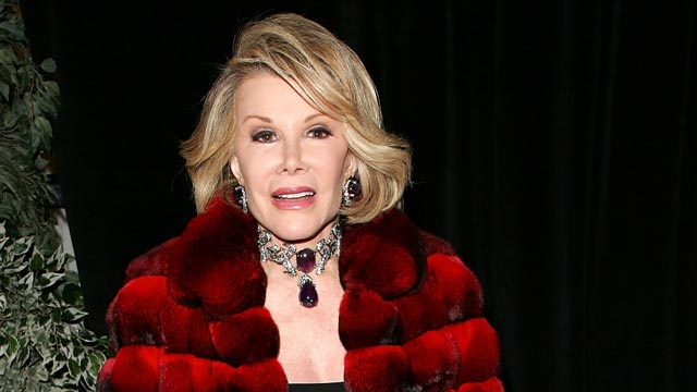 Can We Talk About Joan Rivers?