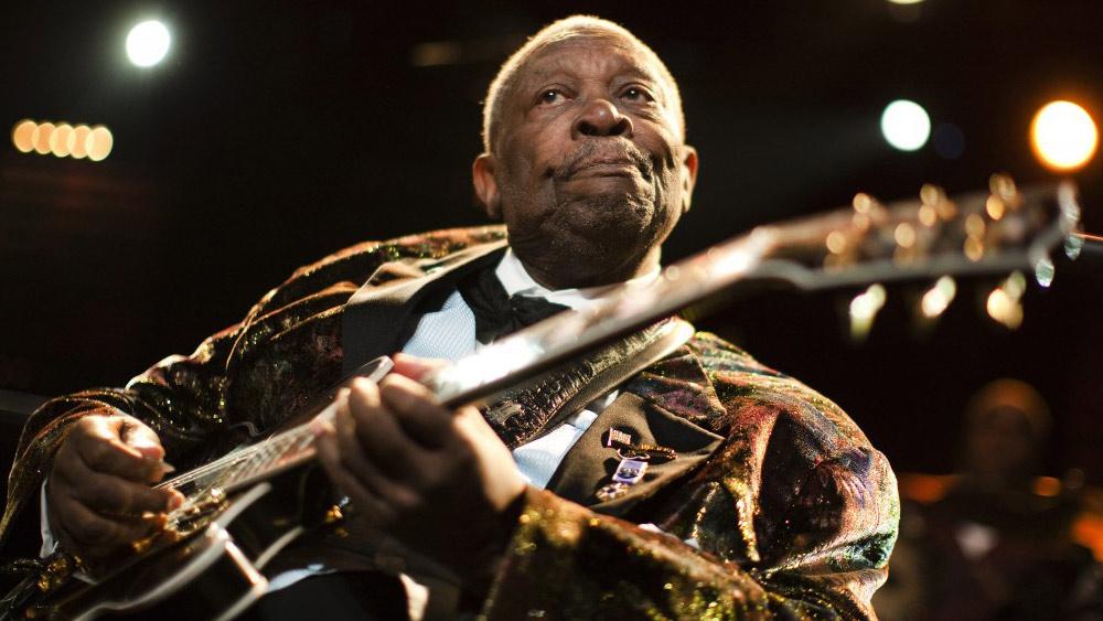 Legendary Blues Man B.B. King Dies at 89