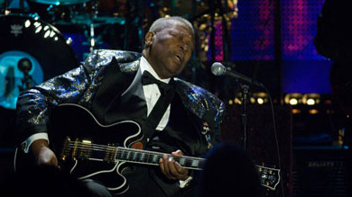 B.B. King Featured on Soundstage