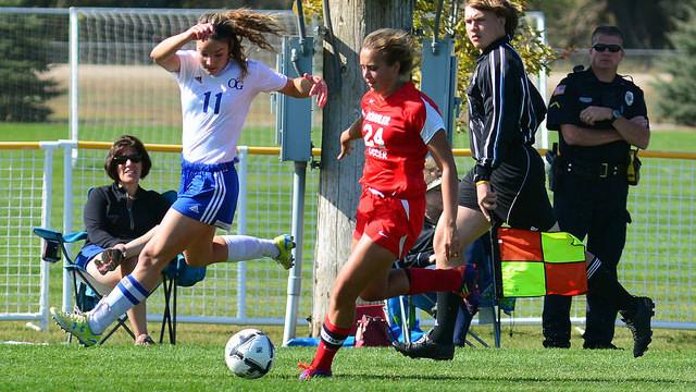 AA Girls Soccer